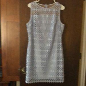 Ralph Lauren Light Blue Dress